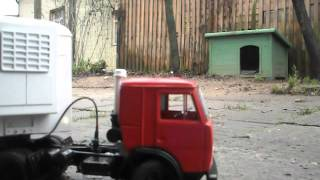 getlinkyoutube.com-RC  КАМАЗ 5410  alka