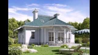 getlinkyoutube.com-Красивые дома и уютные домики.     www.camping.ru