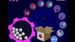 Factory Balls 3 (walkthrough,solution) - YouTube