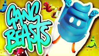 PELEAS EN GRAVEDAD CERO | Gang Beasts (Momentos Divertidos #2)