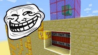 getlinkyoutube.com-Minecraft CUBÃO : TROLLAGEM DA TNT INVISIVEL !! (MINECRAFT TROLL)