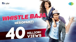 getlinkyoutube.com-Whistle Baja - Heropanti | Tiger Shroff, Kriti Sanon I Full Video HD