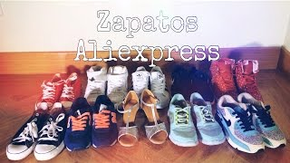 getlinkyoutube.com-mis zapatos de ALIEXPRESS