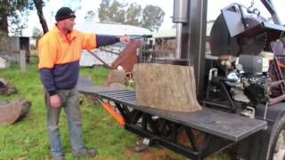getlinkyoutube.com-The Ultimate Wood Splitting Machine