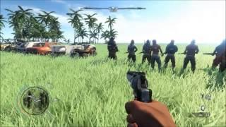getlinkyoutube.com-Far Cry 3 - Multiplayer, AI and Vehicle ( Map Editor Mod)