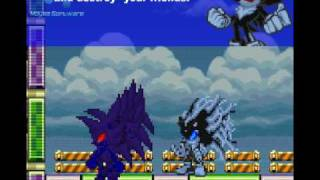 getlinkyoutube.com-Sonic Flash - Nega Sonic Unleashed Episode 1 (A Flash by MarnicX)