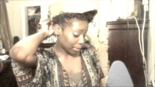 getlinkyoutube.com-Cheaper alternative to Sisterlocks / my loc journey