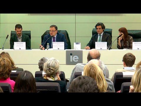 Presentación del libro 'Emprendedores sociales' de Ignacio Álvarez de Mon