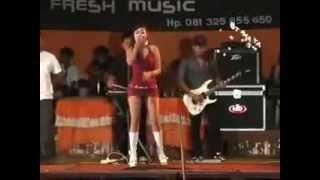 Penyanyi Dangdut Panggung Pada Pamer CD