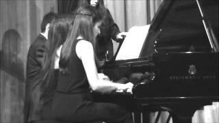 getlinkyoutube.com-Carmen Overture piano 6 hands