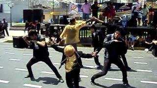 271013 TEEN TOP (틴탑) _ Rocking (장난아냐) ~ Dance Cover by K-Danger Tacna @ Ciclodia Alto del Alianza