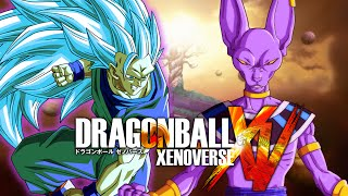 getlinkyoutube.com-Dragon Ball Xenoverse MODS   SSJGSSJ 3 Goku VS Lord Beerus (Duels)