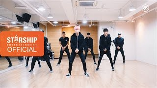 getlinkyoutube.com-[Dance Practice] 몬스타엑스(MONSTA X) _ Fighter