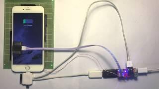 getlinkyoutube.com-MFC Dongle Turbo Mode Function Full work for iOS 8 passcode unlock - V6 Auto