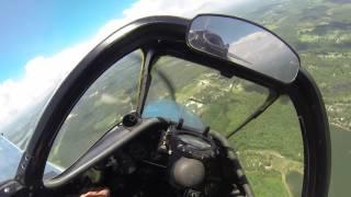 North American P-51D Mustang - Part 3 / In Flight - Kermie Cam