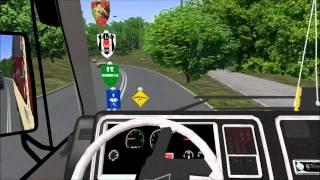 getlinkyoutube.com-Oyun Fukarası | Omsi Bus Simulator | M2000 Minibüs ilk sürüş.