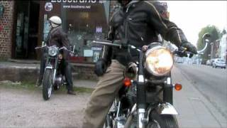 getlinkyoutube.com-Royal Enfield in Belgium forever