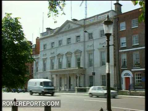 Ireland closes embassy to Vatican based on cost cutting measures