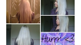 getlinkyoutube.com-How I Tone My Blonde Hair