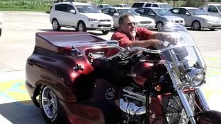 getlinkyoutube.com-Larry Currys Boss Hoss trike