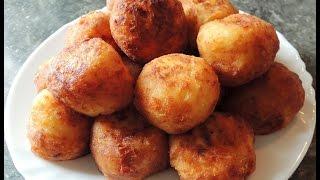 getlinkyoutube.com-Картофельные шарики