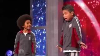 getlinkyoutube.com-Future Funk America's Got Talent 2010 - Audition 1