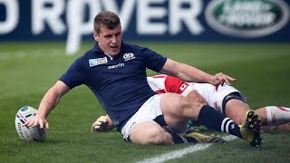 Scotland v Japan - Full Match Video Highlights and Tries