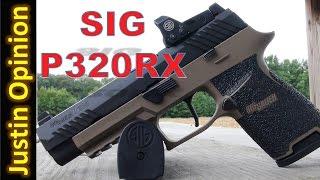 getlinkyoutube.com-SIG Sauer P320RX - Quick Hundred