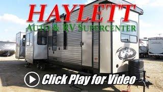 HaylettRV - 2018 Cherokee 39BF Park Destination Five Slide Travel Trailer by Forest River RV