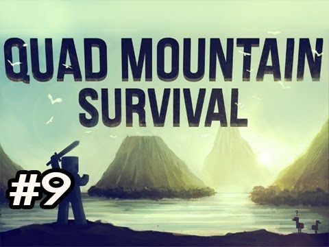 Minecraft: Quad Mountain Survival w/Nova Ep.9 - THE WORST THING THAT COULD HAPPEN