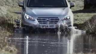 getlinkyoutube.com-Former Stig gets wet 'n wild in Outback test drive