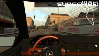 getlinkyoutube.com-LFS Mercedes E200 Şehir Gezinme#