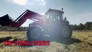 5700SL Series Mid-Range Tractors from Massey Ferguson