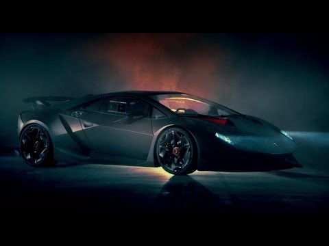 Lamborghini Sesto Elemento at Imola - Top Gear - Series 20 -