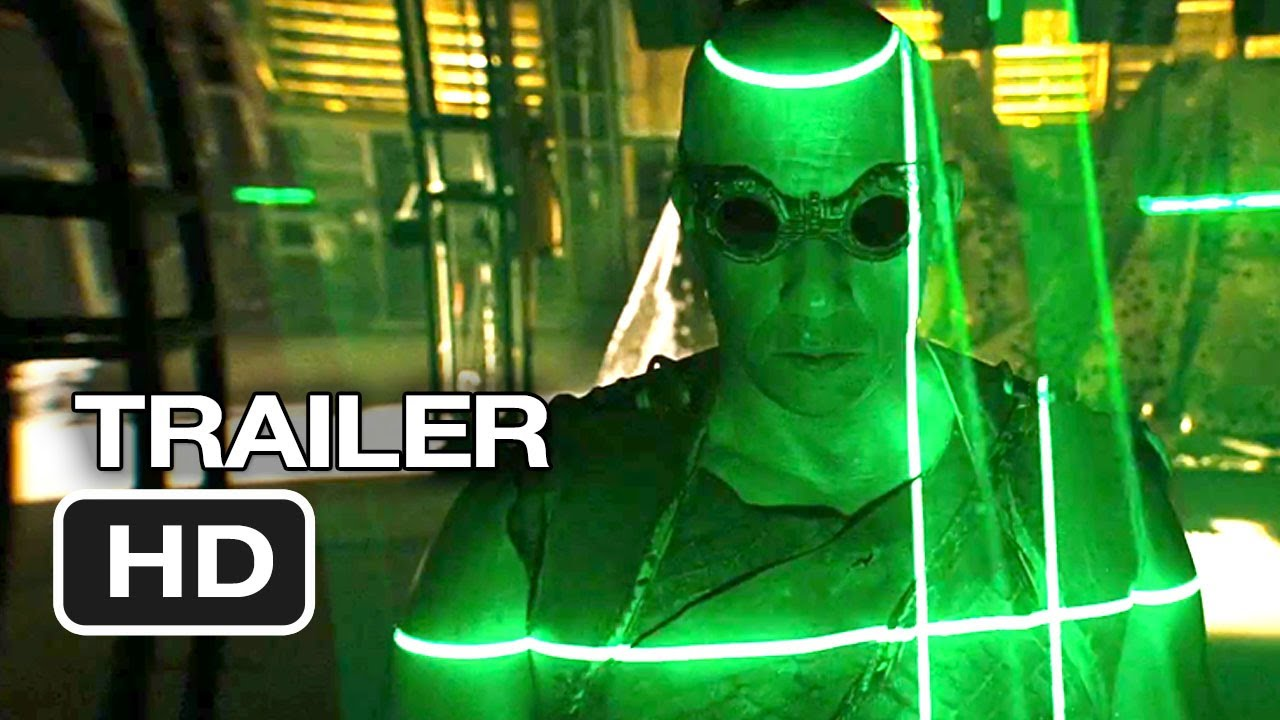 A photo of Riddick Official Trailer #2 (2013) - Vin Diesel Sci-Fi Movie HD