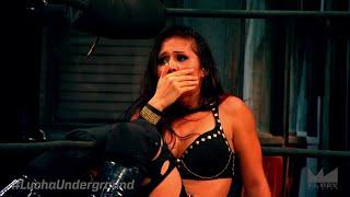 getlinkyoutube.com-Lucha Underground 4/22/15: Son of Havoc, Ivelisse & Angelico vs The Crew - FULL MATCH