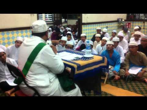 Pesantren Kilat 3 - MHDS (Ustaz Zahid & Sifat 20)