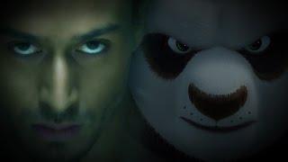 Baaghi Official Trailer (Remix) - Kung Fu Panda Version