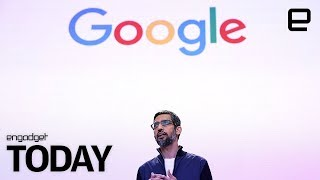 Google fined $5.04 billion for forcing apps onto Android phones   Engadget Today width=