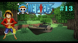 getlinkyoutube.com-MinecraftOnepiece#13 สร้างเรือ