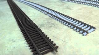 getlinkyoutube.com-Lets take a look at N Scale Code 55 Track