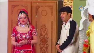 getlinkyoutube.com-Best Of Iftikhar Thakur and Naseen Vicky New Pakistani Stage Drama Full Comedy Clip