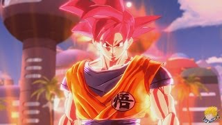 getlinkyoutube.com-Dragon Ball Xenoverse : All Transformation & Fusion Cutscenes【FULL HD】