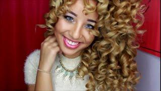 getlinkyoutube.com-Jadah Doll's Curly Hair Tutorial!