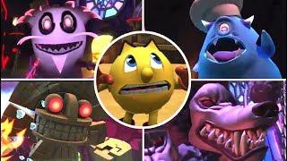 getlinkyoutube.com-Pac-Man and the Ghostly Adventures All Bosses | Boss Battles (PS3, X360, WiiU)