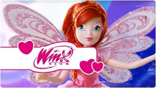 getlinkyoutube.com-Winx Club - Fashion Dolls - Butterflix Fairy