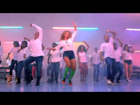 OFFICIAL HD Lets Move! Move Your Body Music Video with Beyoncé - NABEF