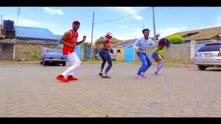 DIJA FT TIWA SAVAGE-THE WAY YOU ARE ''BY DANCE KE OFFICIAL(254 DANCEHALL MOVEMENT)