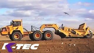 getlinkyoutube.com-1233 ADT Unloading Sand
