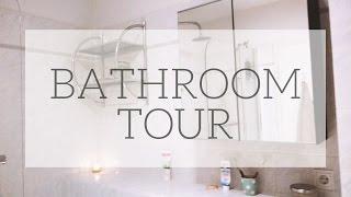 getlinkyoutube.com-Minimalist Bathroom Tour   natural beauty products